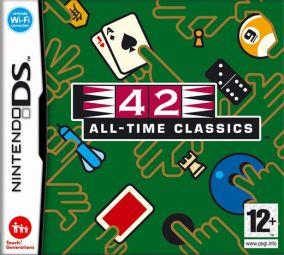 Copertina del gioco 42 All-Time Classics per Nintendo DS