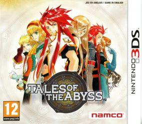 Copertina del gioco Tales of the Abyss per Nintendo 3DS