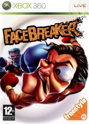 Copertina del gioco FaceBreaker per Xbox 360