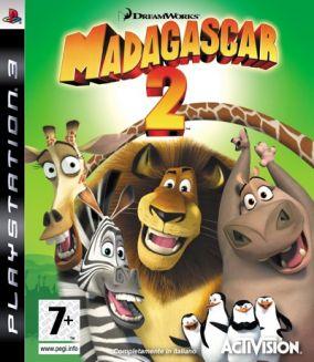 Copertina del gioco Madagascar: Escape 2 Africa per Playstation 3