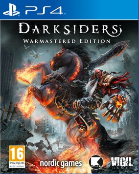 Immagine della copertina del gioco Darksiders: Warmastered Edition per Playstation 4