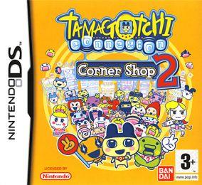Copertina del gioco Tamagotchi Connexion: Corner Shop 2 per Nintendo DS
