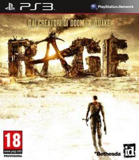 Copertina del gioco Rage per Playstation 3