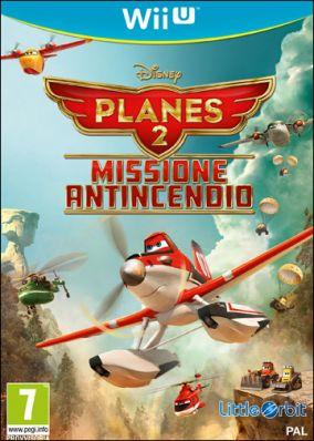 Copertina del gioco Planes 2: Missione Antincendio per Nintendo Wii U