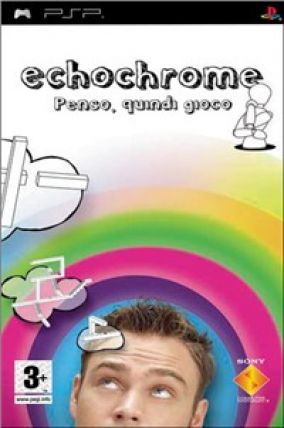 Copertina del gioco Echochrome per Playstation PSP