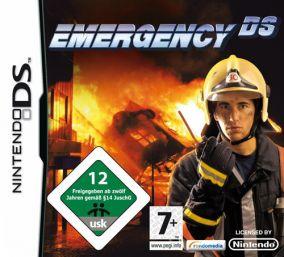 Copertina del gioco Emergency per Nintendo DS