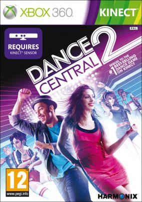 Copertina del gioco Dance Central 2 per Xbox 360