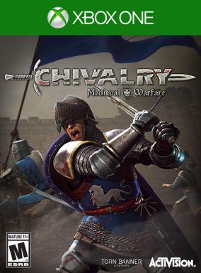 Copertina del gioco Chivalry: Medieval Warfare per Xbox One