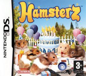 Copertina del gioco Hamsterz per Nintendo DS