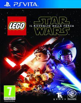 Copertina del gioco LEGO Star Wars: Il risveglio della Forza per PSVITA