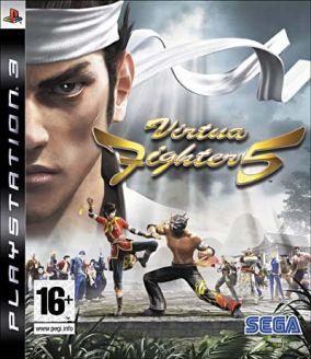 Copertina del gioco Virtua Fighter 5 per Playstation 3