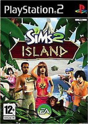 Immagine della copertina del gioco The Sims 2: Island per Playstation 2