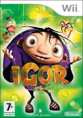 Copertina del gioco Igor per Nintendo Wii