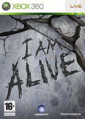 Copertina del gioco I am Alive per Xbox 360