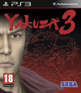 Copertina del gioco Yakuza 3 per Playstation 3