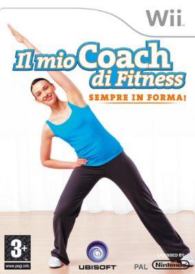 Copertina del gioco Il Mio Coach di Fitness per Nintendo Wii