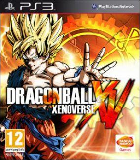 Immagine della copertina del gioco Dragon Ball Xenoverse per Playstation 3
