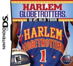 Copertina del gioco Harlem Globetrotters - World Tour per Nintendo DS