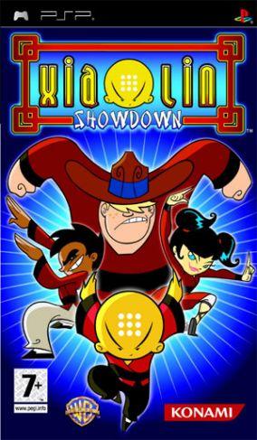 Copertina del gioco Xiaolin Showdown per Playstation PSP