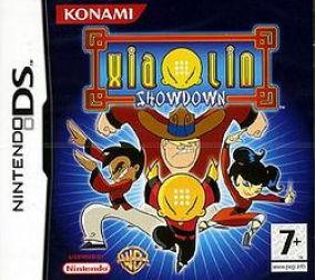 Copertina del gioco Xiaolin Showdown per Nintendo DS