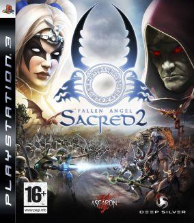 Copertina del gioco Sacred 2 : Fallen Angel per Playstation 3