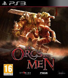 Copertina del gioco Of Orcs and Men per Playstation 3