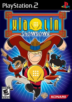 Copertina del gioco Xiaolin Showdown per Playstation 2
