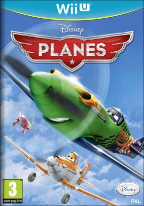 Copertina del gioco Planes per Nintendo Wii U
