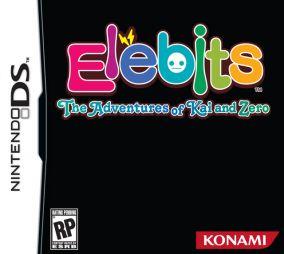 Copertina del gioco Eledees: Le avventure di Kai e Zero per Nintendo DS