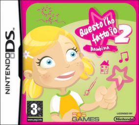 Copertina del gioco Questo L'ho Fatto Io 2 - Bambina per Nintendo DS