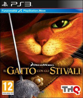 Copertina del gioco Il Gatto con Gli Stivali per Playstation 3