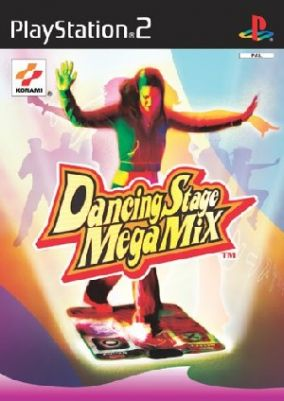 Copertina del gioco Dancing Stage Megamix per Playstation 2