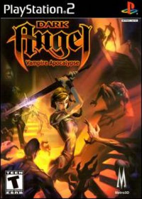 Copertina del gioco Dark Angel: Vampire Apocalypse per Playstation 2