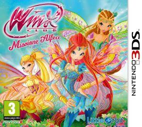 Copertina del gioco Winx Club: Missione Alfea per Nintendo 3DS