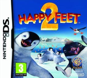Copertina del gioco Happy Feet 2 per Nintendo DS