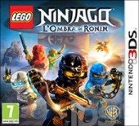 Copertina del gioco LEGO Ninjago: L'ombra di Ronin per Nintendo 3DS