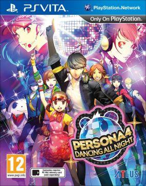 Copertina del gioco Persona 4: Dancing All Night per PSVITA