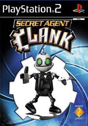 Copertina del gioco Secret Agent Clank per Playstation 2