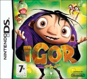 Copertina del gioco Igor per Nintendo DS