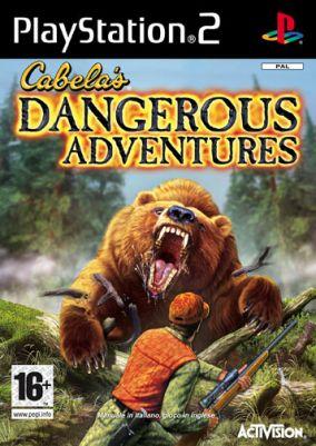 Copertina del gioco Cabela's Dangerous Adventures per Playstation 2