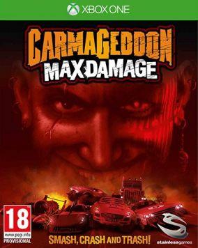 Copertina del gioco Carmageddon: Max Damage per Xbox One