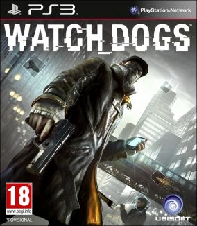 Copertina del gioco Watch Dogs per Playstation 3