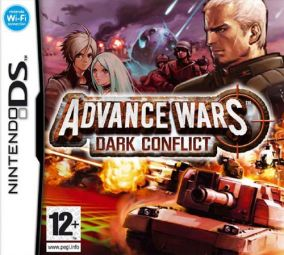 Copertina del gioco Advance Wars: Dark Conflict per Nintendo DS