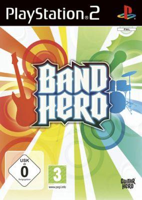 Copertina del gioco Band Hero per Playstation 2