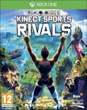 Copertina del gioco Kinect Sports Rivals per Xbox One