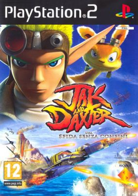 Copertina del gioco Jak & Daxter: Sfida Senza Confini per Playstation 2