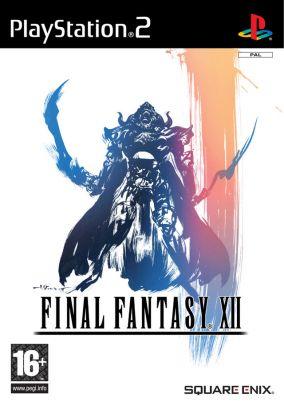 Immagine della copertina del gioco Final Fantasy XII per Playstation 2