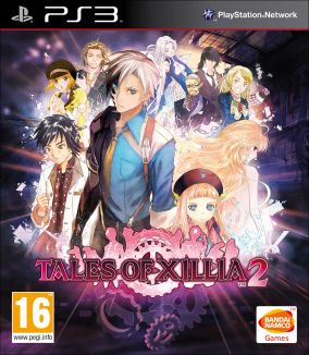 Copertina del gioco Tales of Xillia 2 per Playstation 3