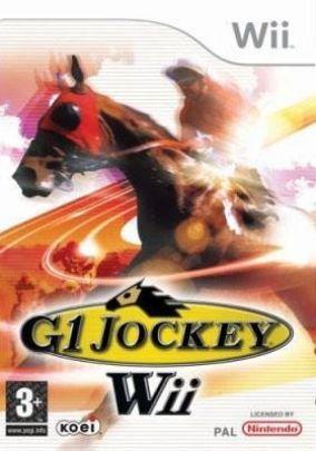 Copertina del gioco G1 Jockey per Nintendo Wii