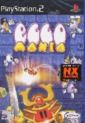 Copertina del gioco Eggo mania per Playstation 2